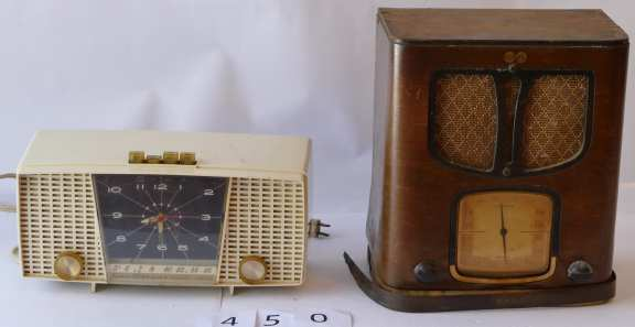 Electric Tube Radios