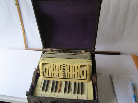 Salanti Cellulose Accordion
