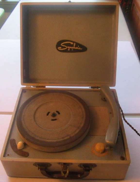 Symphonic record player