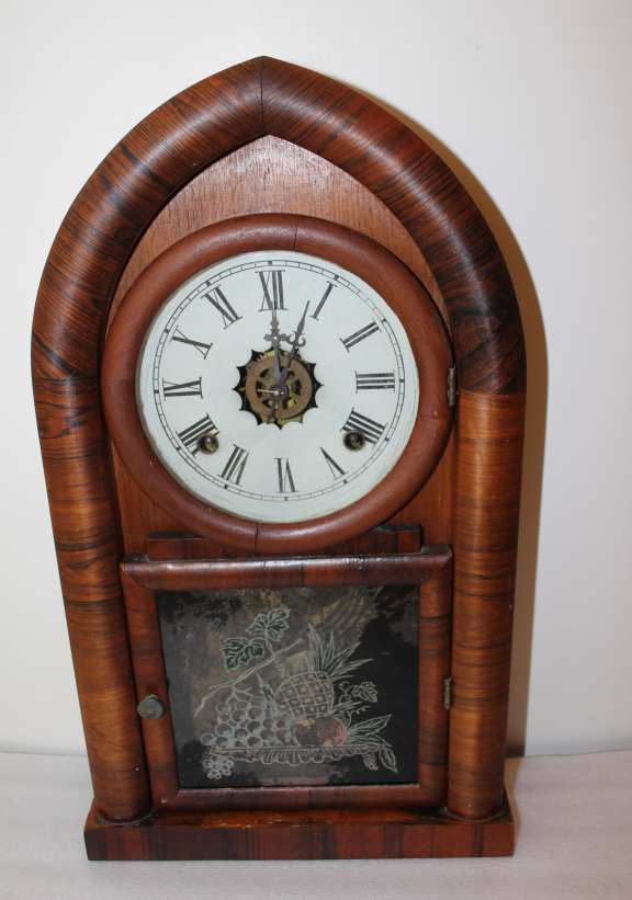 Waterbury Beehive Clock