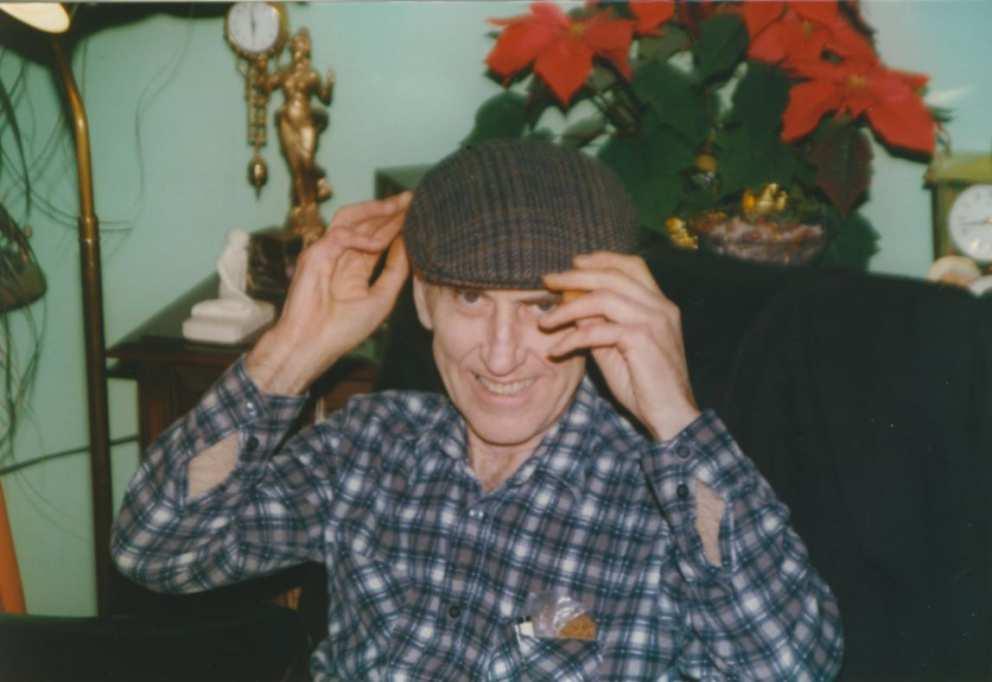 Jim Sinclair late 1980s.